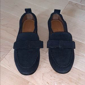 Coach Bow Loafers